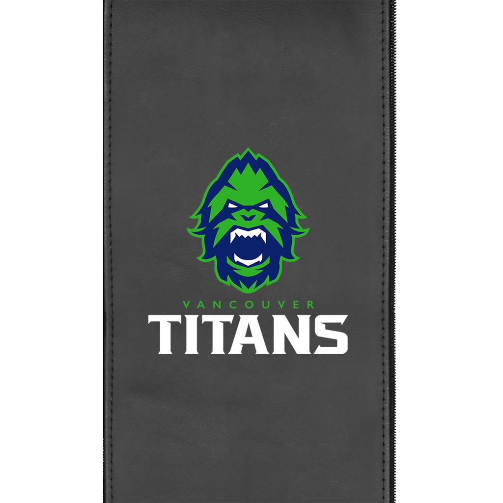 Vancouver Titans Logo Panel For Xpression Gaming Chair Only
