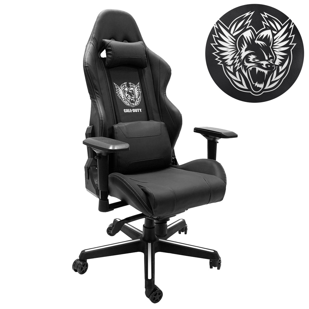 Xpression Gaming Chair with Call of Duty® Africanz Logo