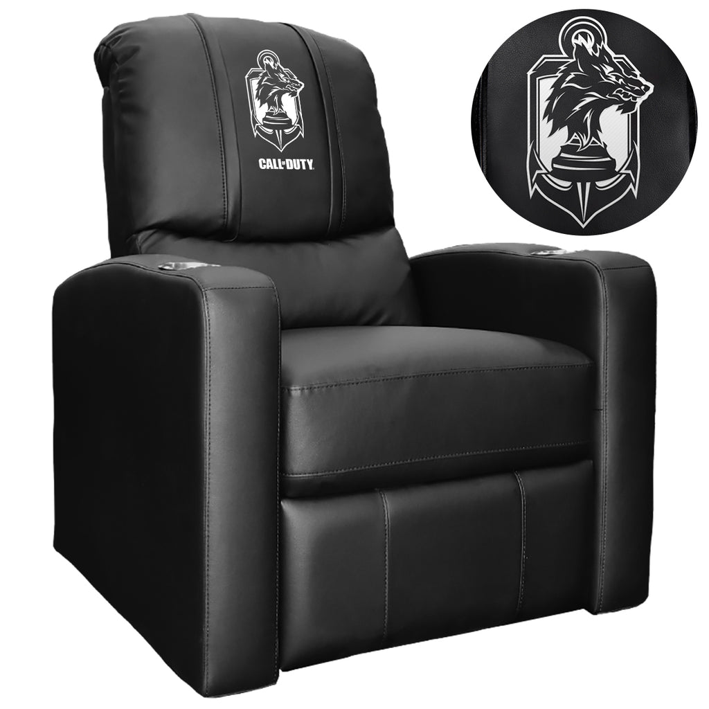 Stealth Recliner with Call of Duty® Demon Dogs Logo