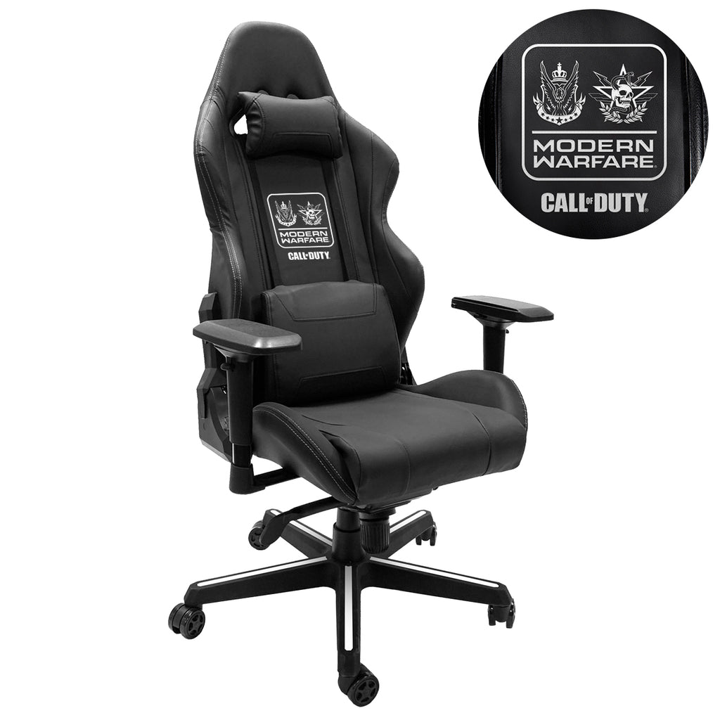 Xpression Gaming Chair with Call of Duty® Faction Lock Up Logo