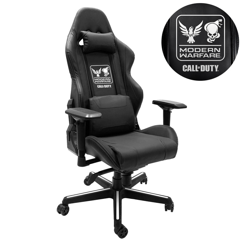 Xpression Gaming Chair with Call of Duty® UK SAS Logo