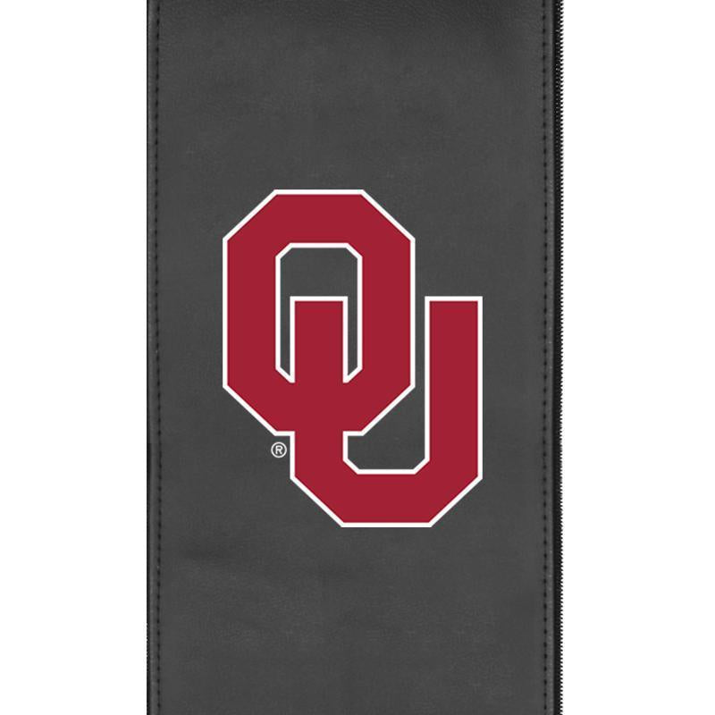 Oklahoma Sooners Logo Panel For Xpression Gaming Chair Only