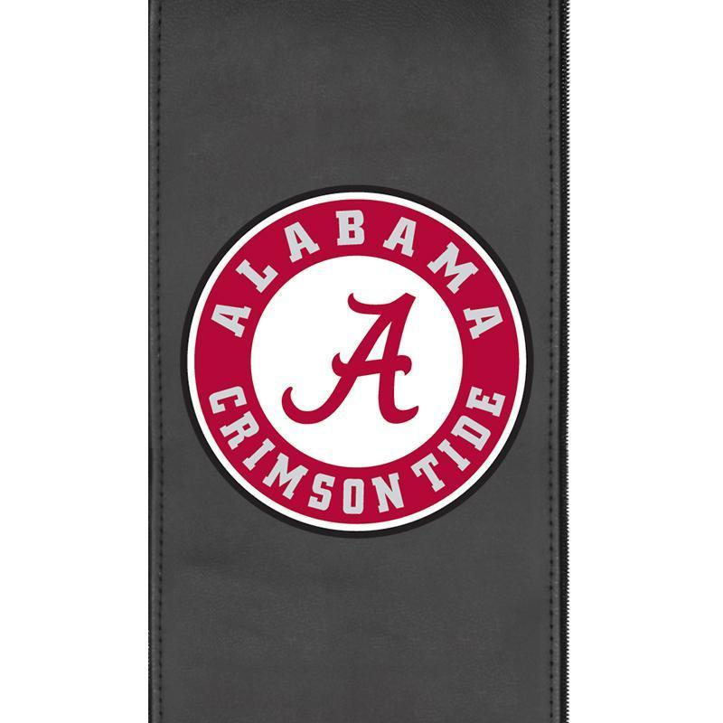 Alabama Crimson Tide Logo Panel For Xpression Gaming Chair Only