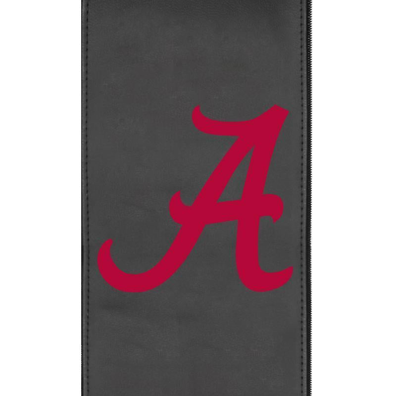Alabama Crimson Tide Red A Logo Panel For Xpression Gaming Chair Only