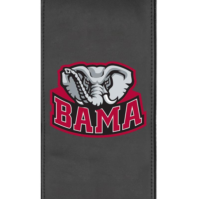 Alabama Crimson Tide Bama Logo Panel For Stealth Recliner