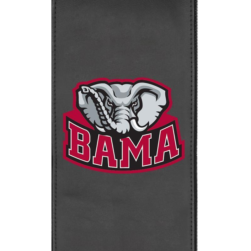 Alabama Crimson Tide Bama Logo Panel For Xpression Gaming Chair Only