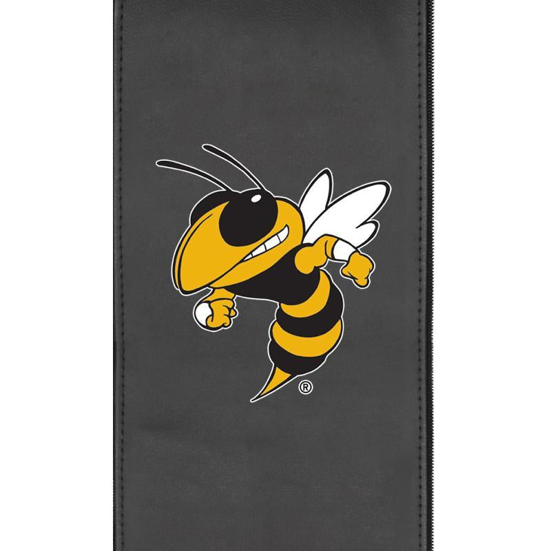 Georgia Tech Yellow Jackets Buzz Logo Panel For Stealth Recliner