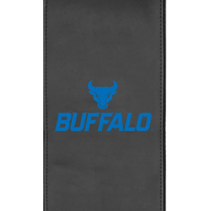 Buffalo Bulls Logo Panel For Xpression Gaming Chair Only