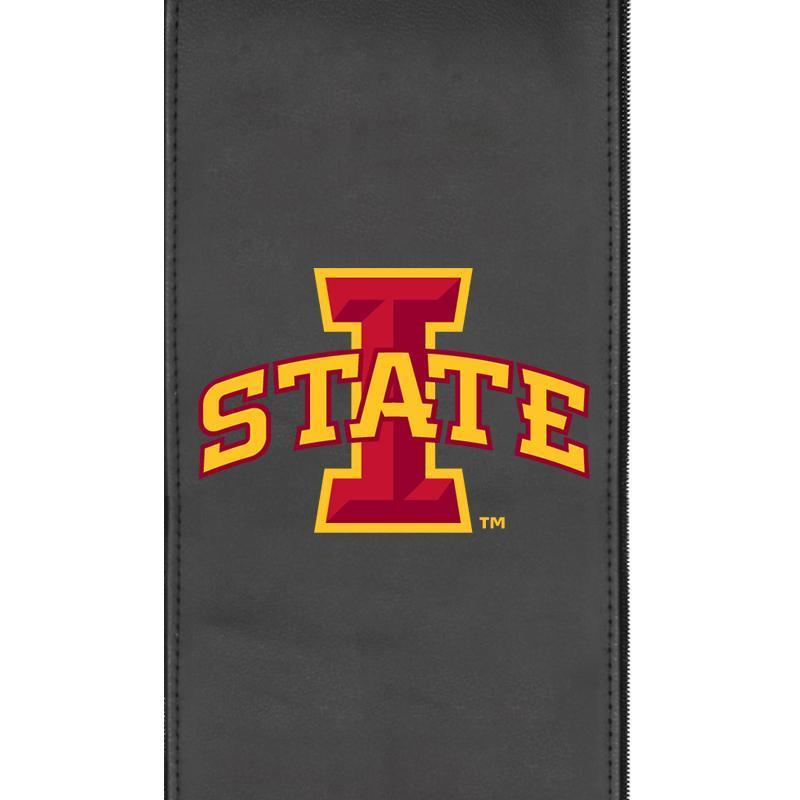 Iowa State Cyclones Logo Panel For Xpression Gaming Chair Only