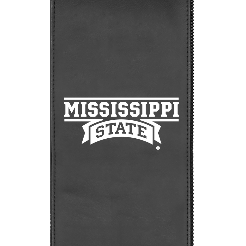 Logo Panel with Mississippi State Alternate fits Xpression Gaming Chair Only