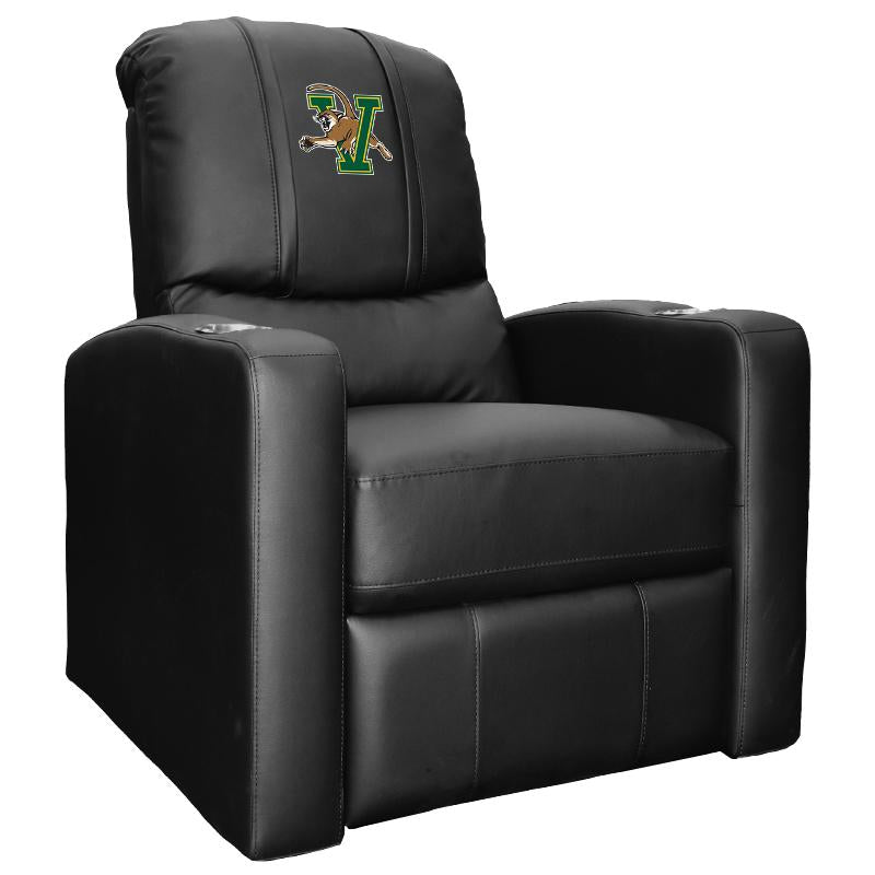 Stealth Recliner with Vermont Catamounts Logo
