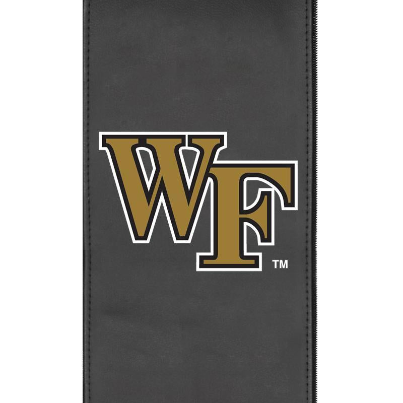 Wake Forest Demon Deacons Logo Panel For Xpression Gaming Chair Only