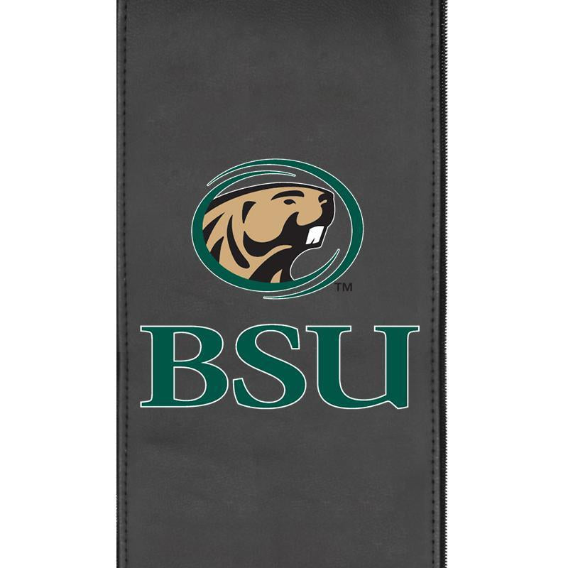 Bemidji State Beavers Logo Panel For Xpression Gaming Chair Only