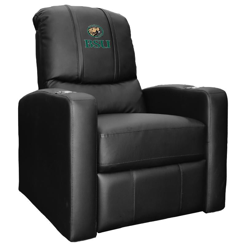 Stealth Recliner with Bemidji State Beavers Logo
