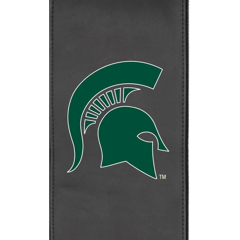 Michigan State Spartans Logo Panel For Xpression Gaming Chair Only