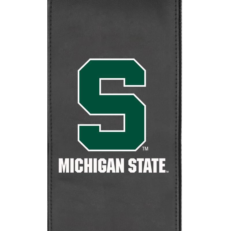 Michigan State Secondary Logo Panel For Stealth Recliner