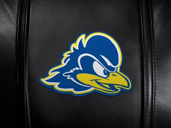 Stealth Recliner with Deleware Blue Hens Logo