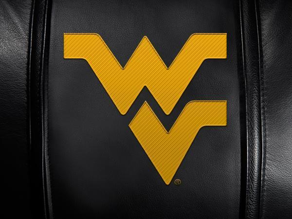 West Virginia Mountaineers Logo Panel For Xpression Gaming Chair Only