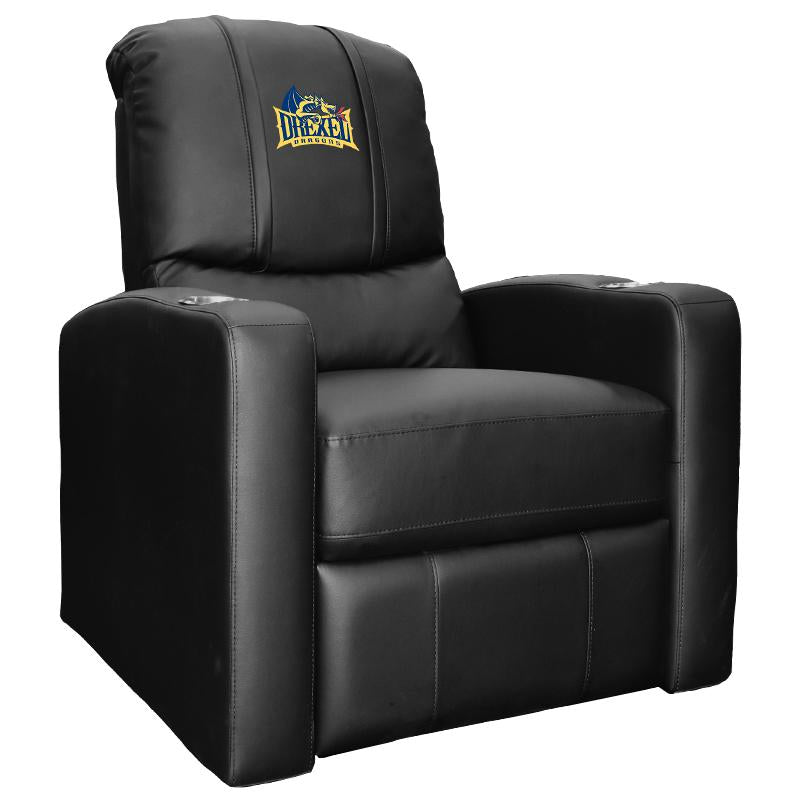 Stealth Recliner with Drexel Dragons Logo