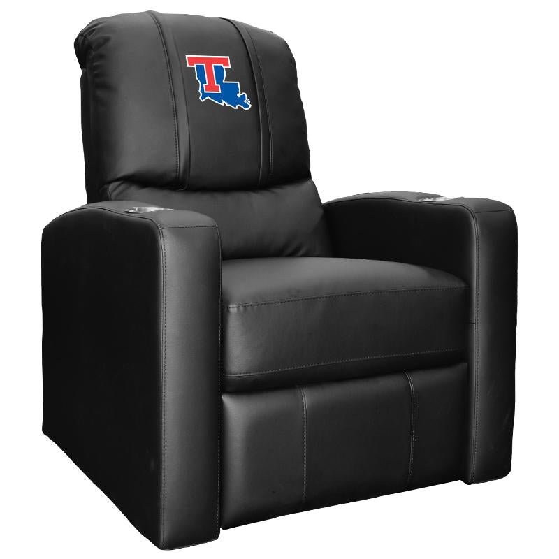 Stealth Recliner with Louisiana Tech Bulldogs Logo