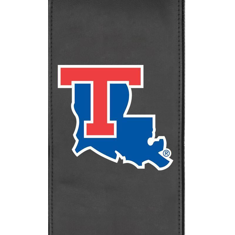 Louisiana Tech Bulldogs Logo Panel For Xpression Gaming Chair Only