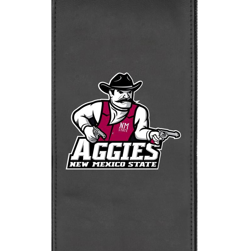 New Mexico State Aggies Logo Panel For Xpression Gaming Chair Only
