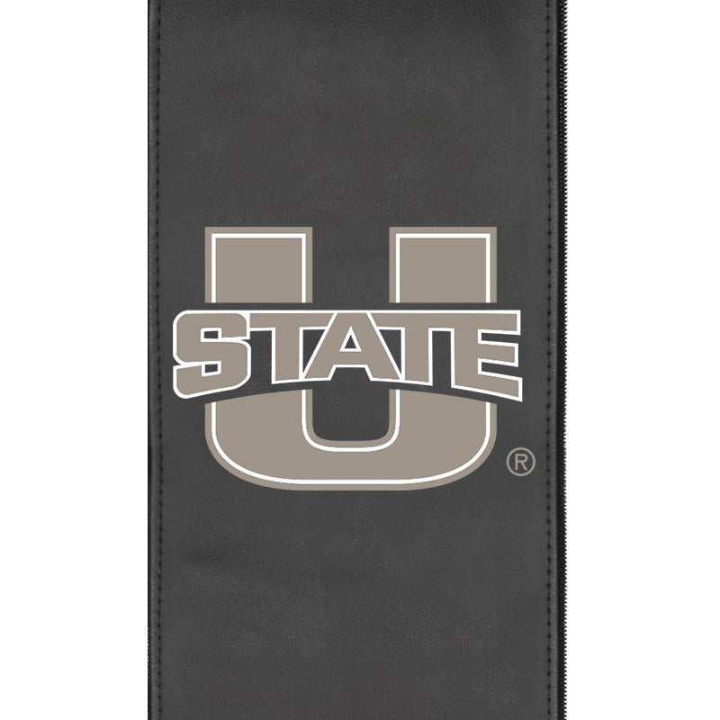 Utah State Aggies Logo Panel For Xpression Gaming Chair Only