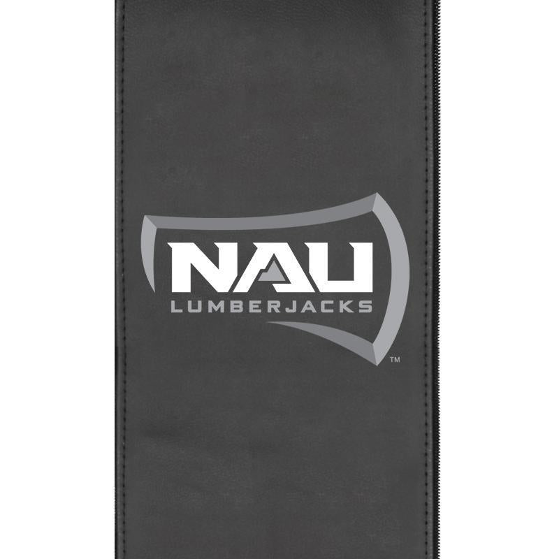 Northern Arizona University Primary Logo Panel For Xpression Gaming Chair Only