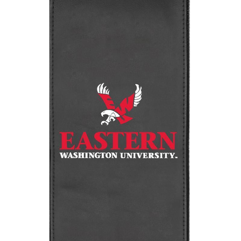 Eastern Washington Eagles Logo Panel For Xpression Gaming Chair Only