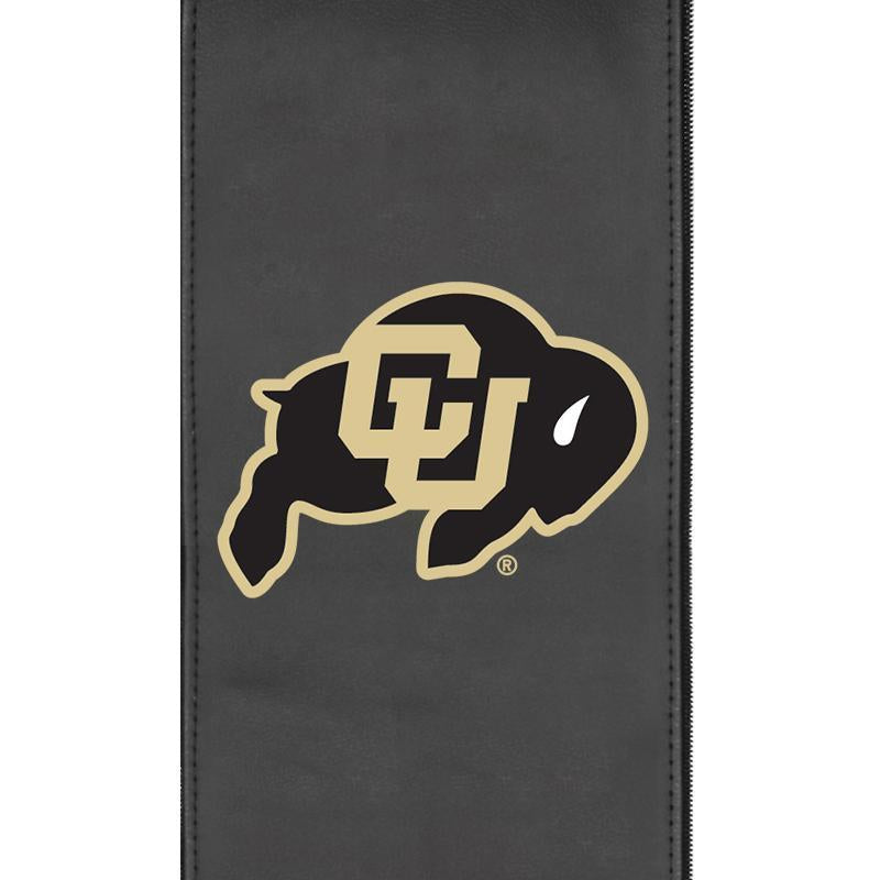Colorado Buffaloes Logo Panel For Xpression Gaming Chair Only