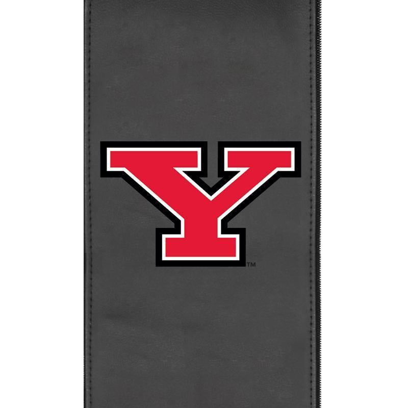 Youngstown State Secondary Logo Panel For Stealth Recliner