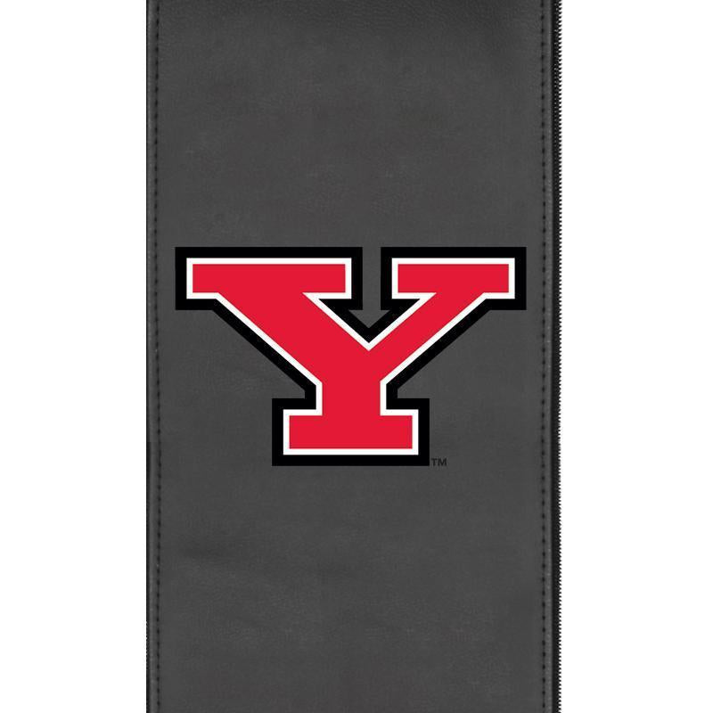Youngstown State Secondary Logo Panel For Xpression Gaming Chair Only
