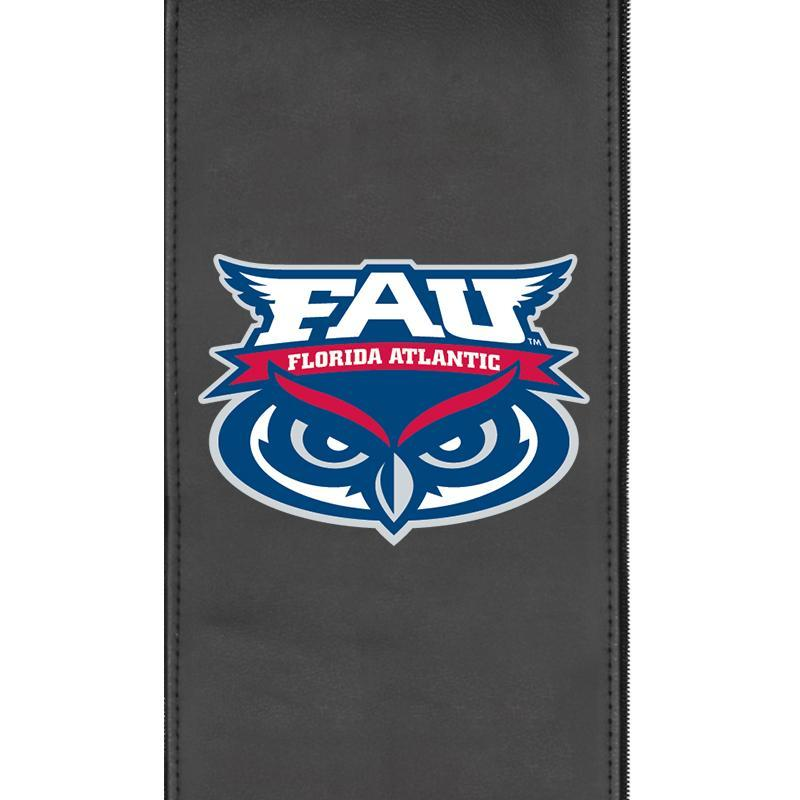 Florida Atlantic Owls Logo Panel For Stealth Recliner