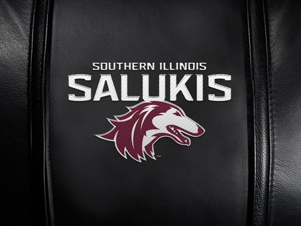 Stealth Recliner with Southern Illinois University Logo