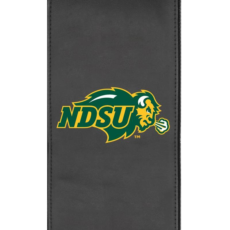 North Dakota State Bison Primary Logo Panel For Stealth Recliner