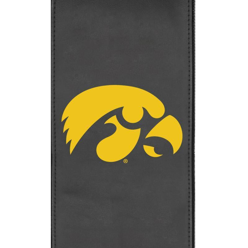 Iowa Hawkeyes Logo Panel For Xpression Gaming Chair Only