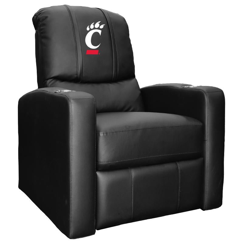 Stealth Recliner with Cincinnati Bearcats Logo