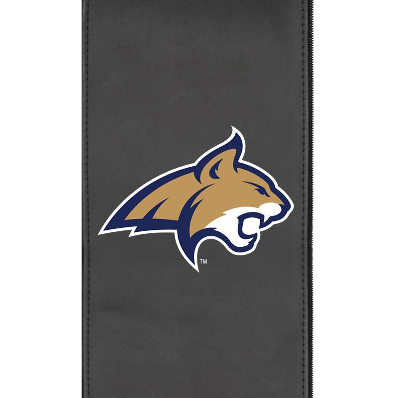 Montana State Bobcats Primary Logo Panel For Stealth Recliner
