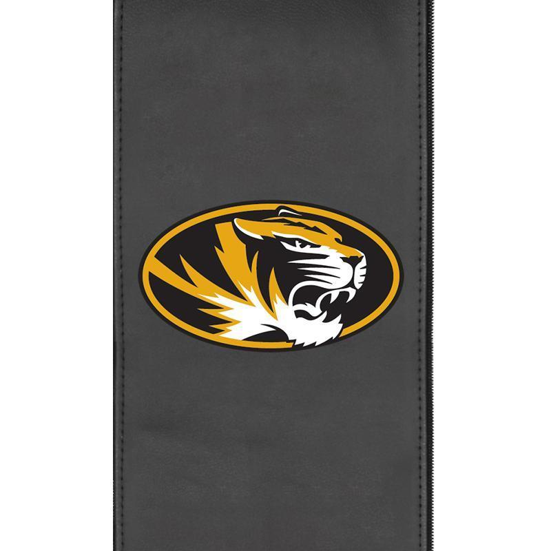 Missouri Tigers Logo Panel For Xpression Gaming Chair Only