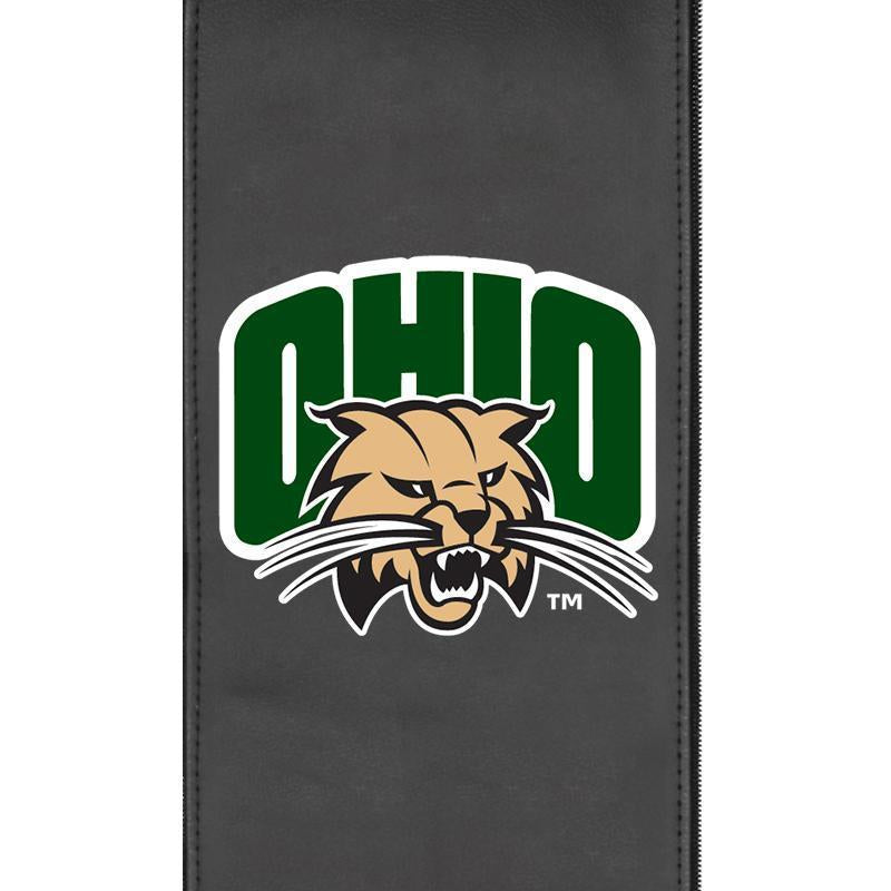 Ohio University Bobcats Logo Panel For Xpression Gaming Chair Only