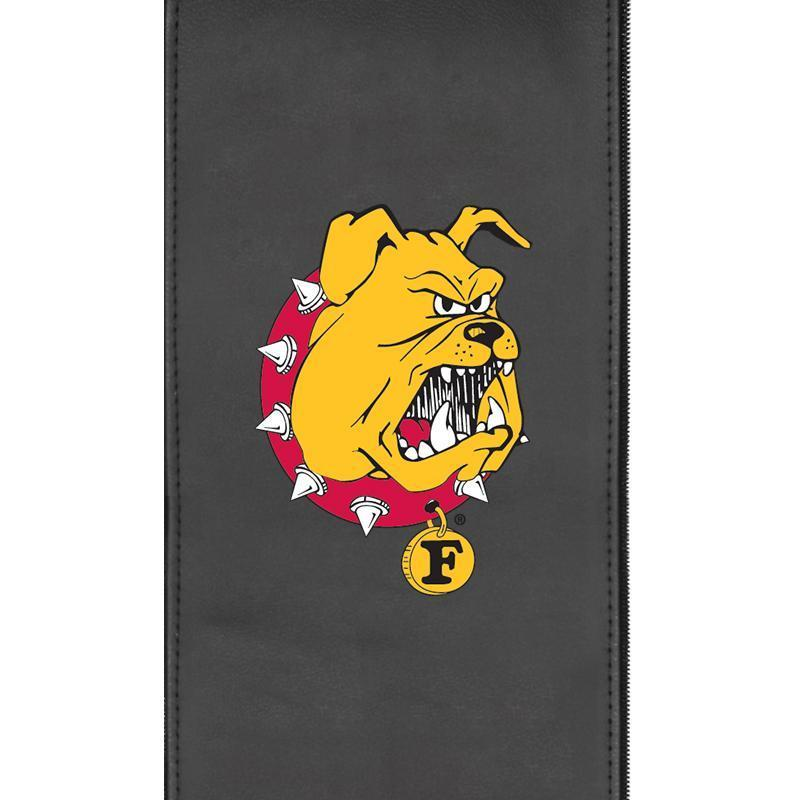 Ferris State Logo Panel For Xpression Gaming Chair Only