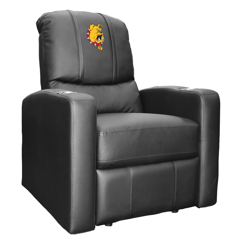 Stealth Recliner with Ferris State Logo