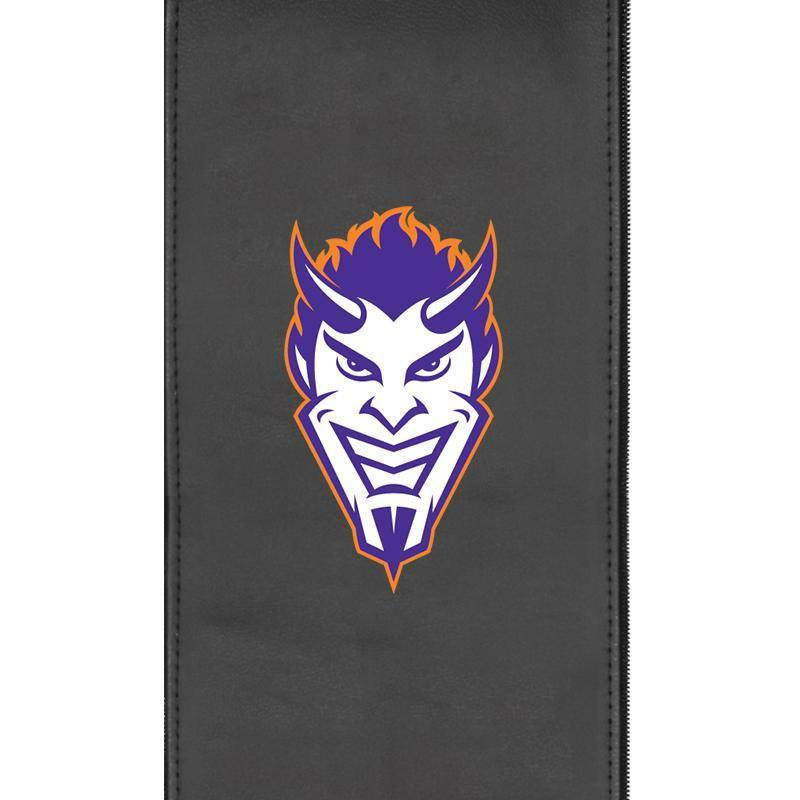 Northwestern State Demon Head Logo Panel For Xpression Gaming Chair Only