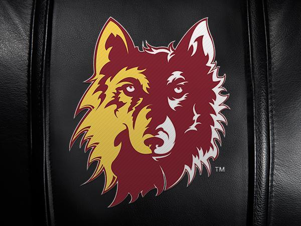 Northern State Wolf Head Logo Panel For Xpression Gaming Chair Only