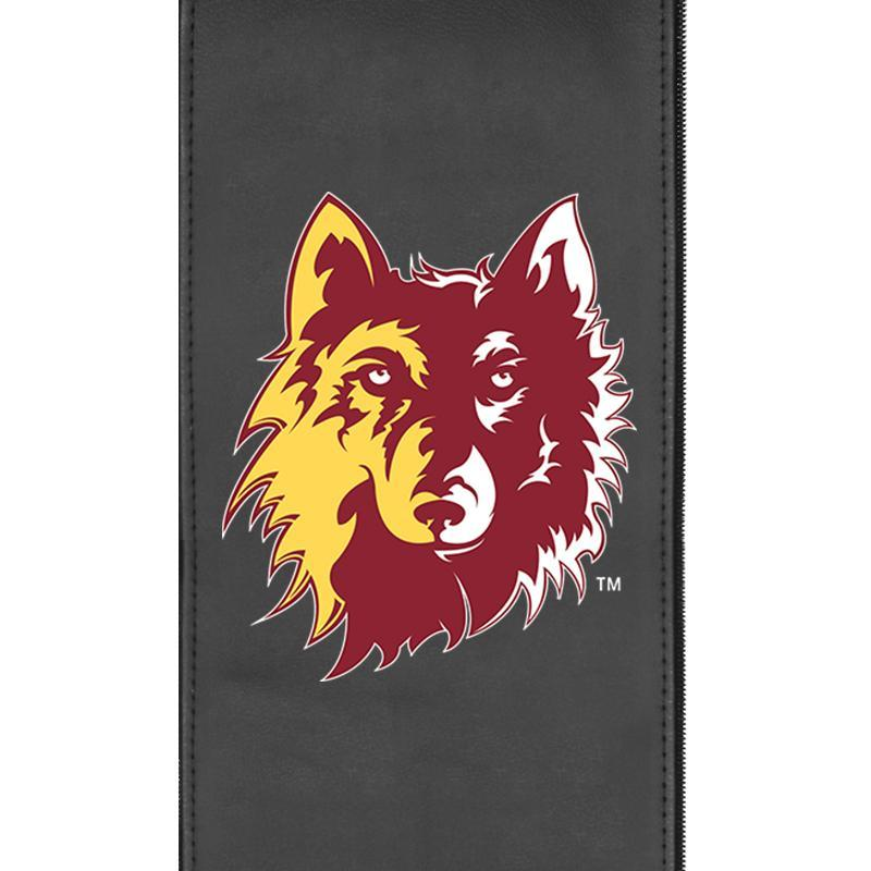 Northern State Wolf Head Logo Panel For Stealth Recliner