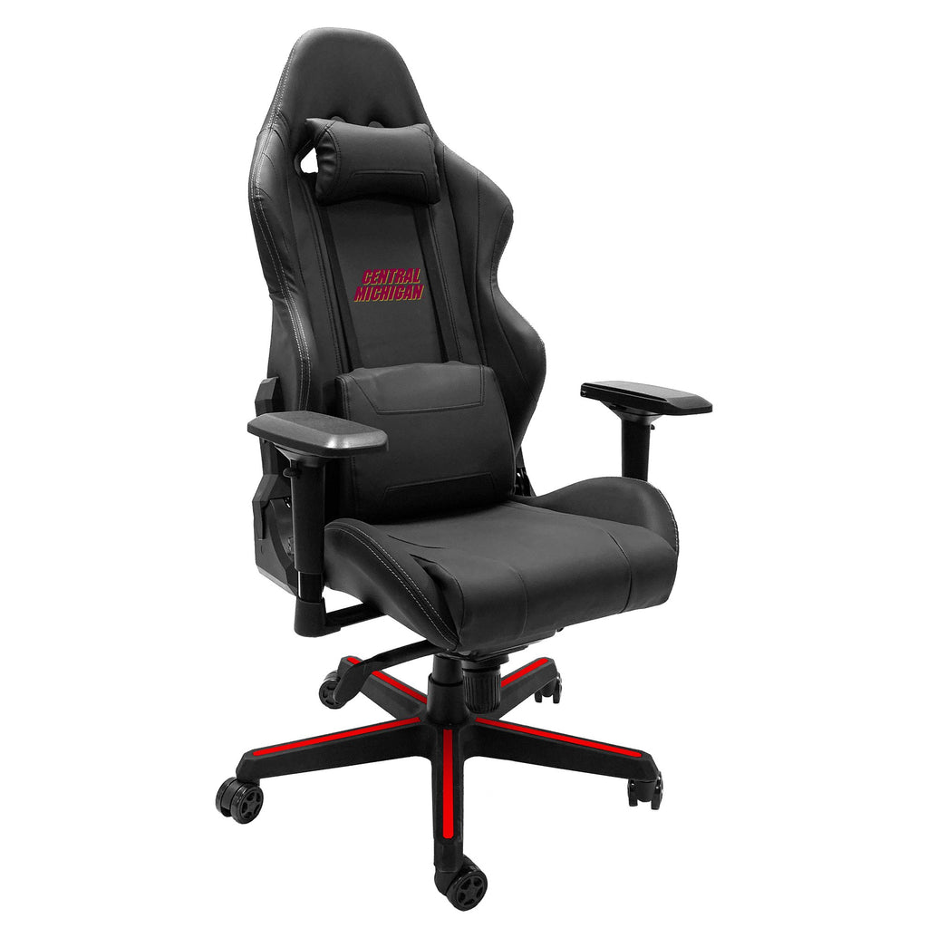 Xpression Gaming Chair with Central Michigan Secondary