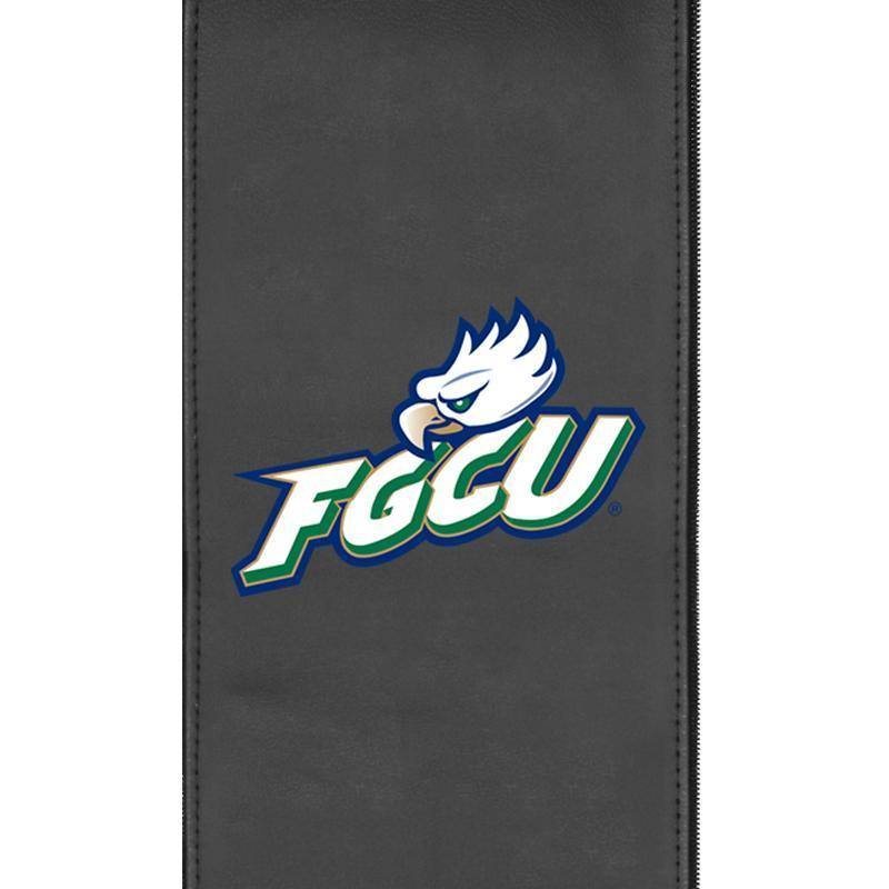 Florida Gulf Coast University Primary Logo Panel For Xpression Gaming Chair Only