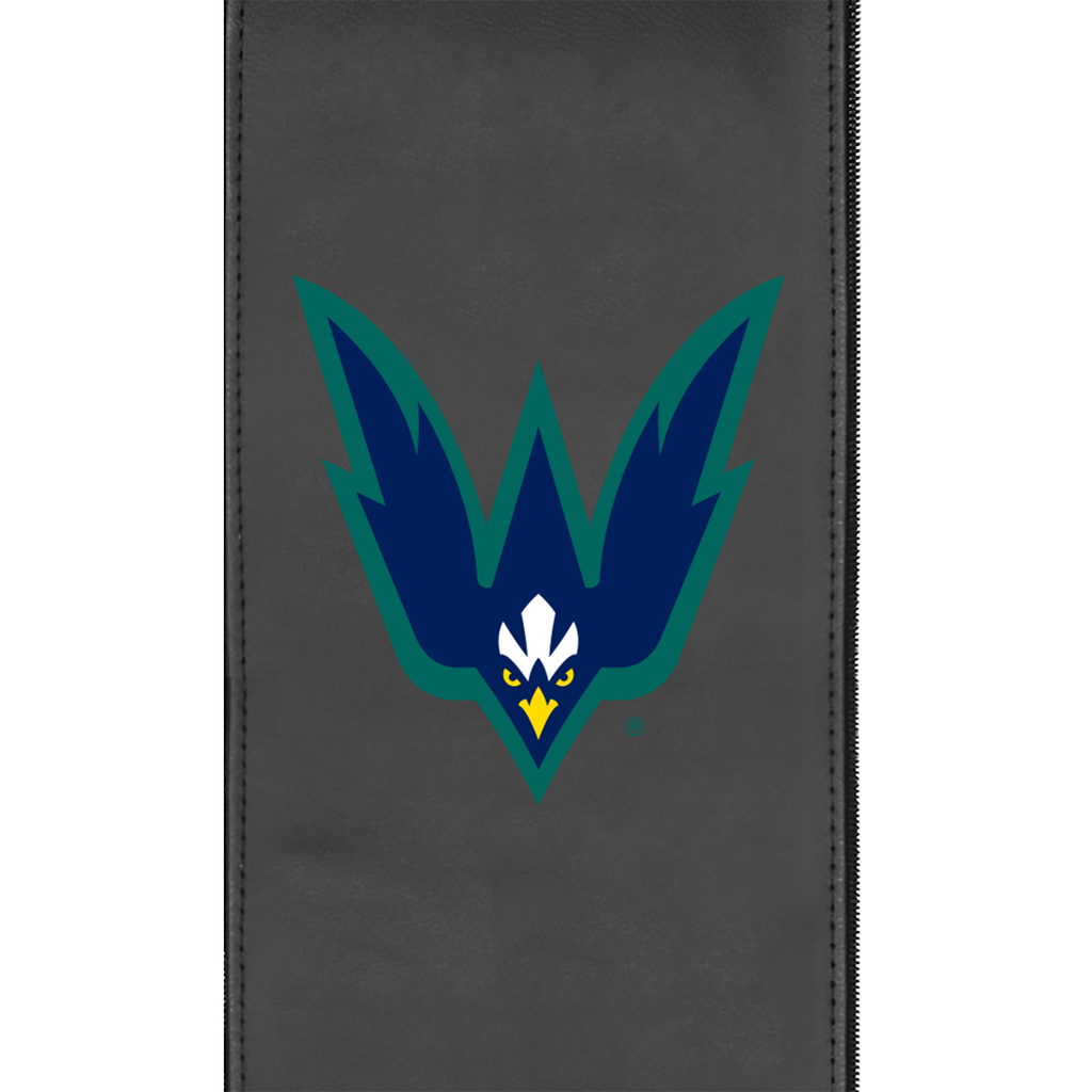 UNC Wilmington Alternate Logo Panel Fits Xpression Gaming Chair Only