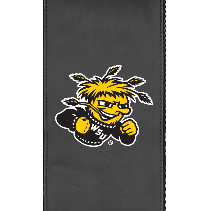 Wichita State Alternate Logo Panel Fits Xpression Gaming Chair Only
