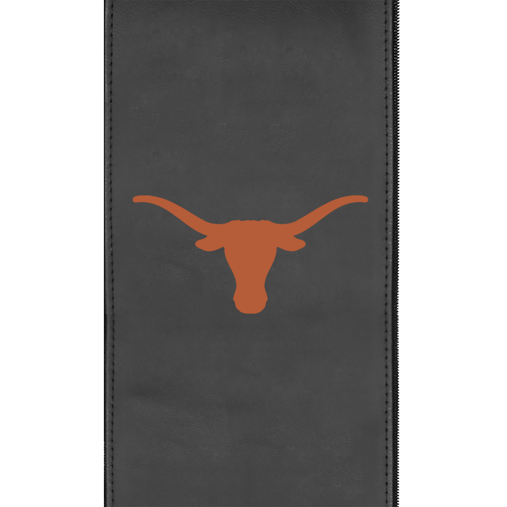 Logo Panel with Texas Longhorns Primary Fits Xpression Gaming Chair Only